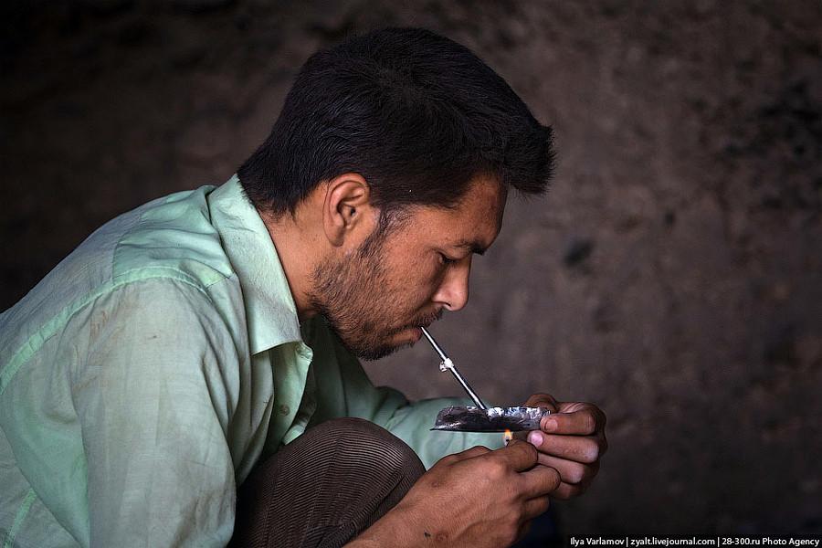 Афганистан героин наркотики
