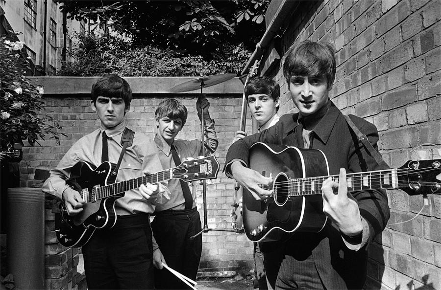 The Beatles знаменитости