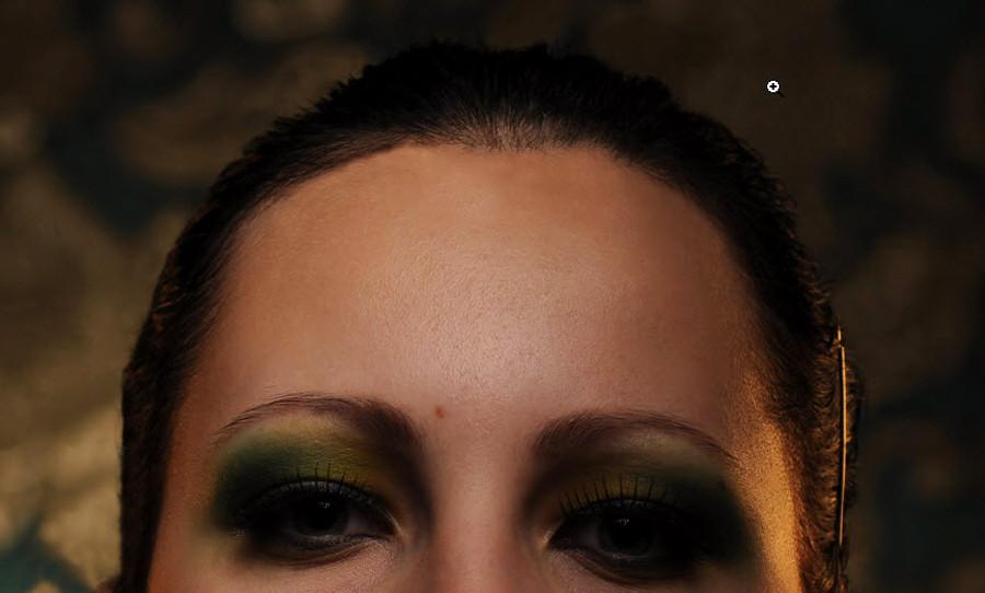 Ретушь лица в Photoshop CS5