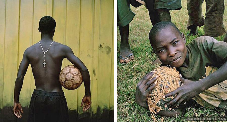 Футбол в Африке