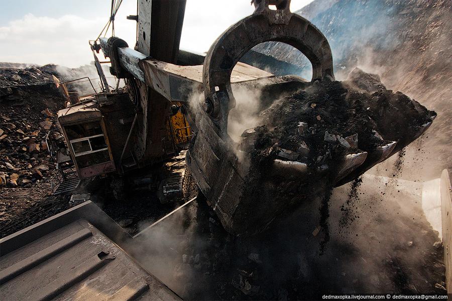 Уголь. Кузбасс