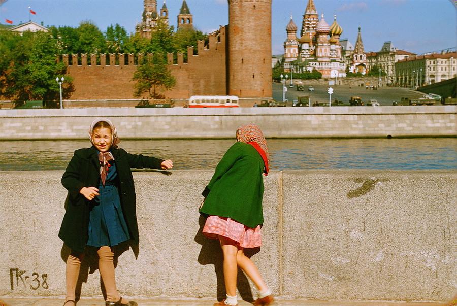 Москва 1956
