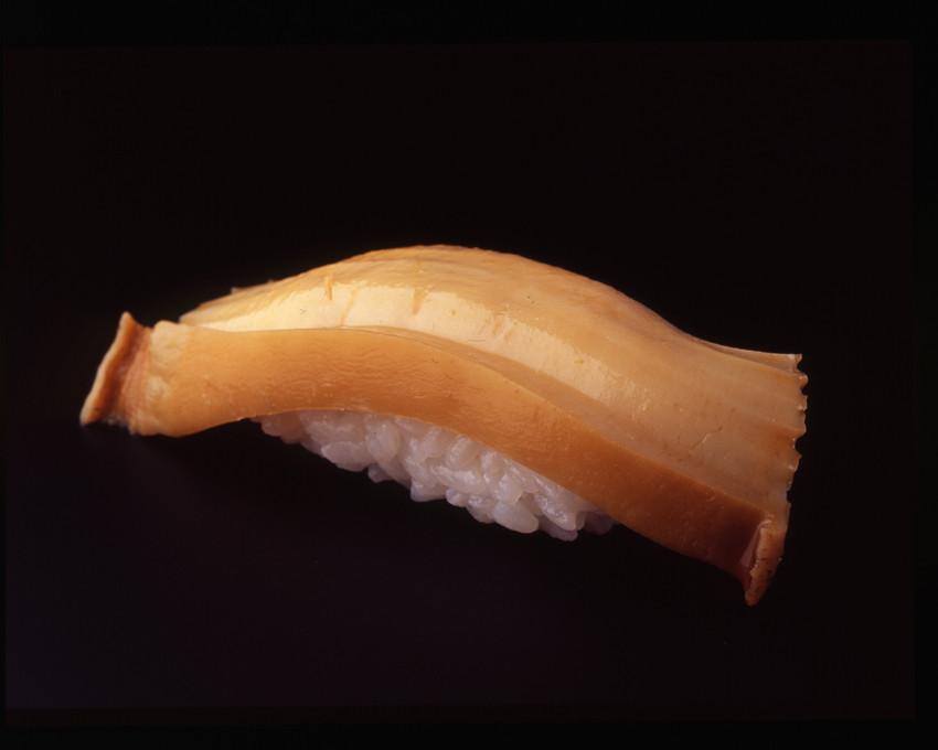 """Sukiyabashi Jiro """"Awabi""""  [Abalone]"""