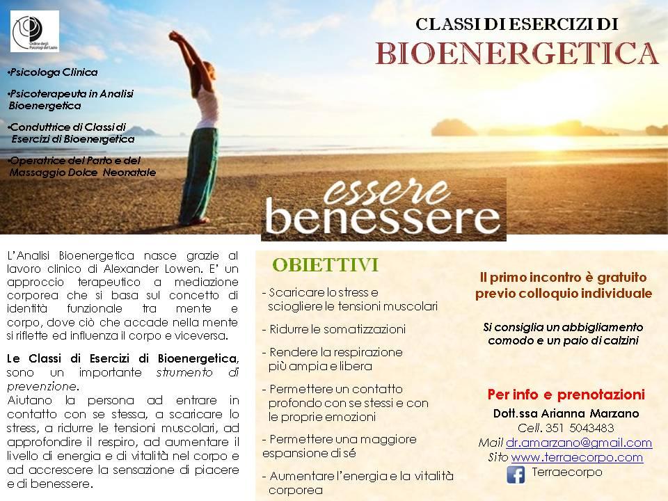 #classidibioenergetica #terraecorpo #ariannamarzano #bioenergetica #lowen #grounding #corpo #movimento #respiro #emozione #analisibioenergetica