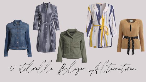 5 Blazer-Alternativen - von Business Casual zu Smart Casual