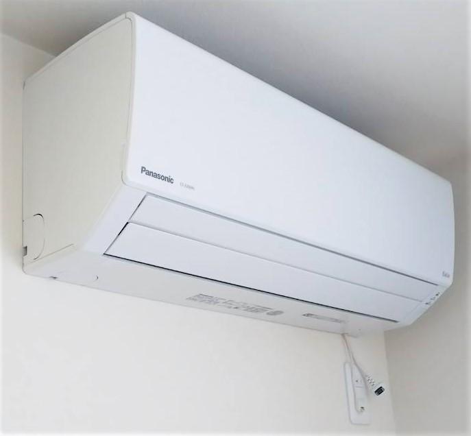エアコン 新規取り付け