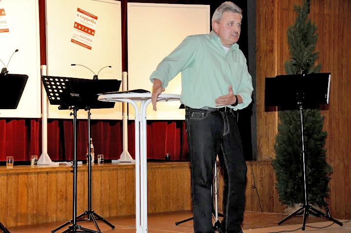 A Cappella Soiree 2012 - Michael Stier