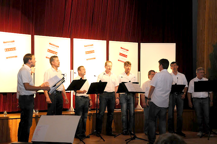 A Cappella Soiree 2012