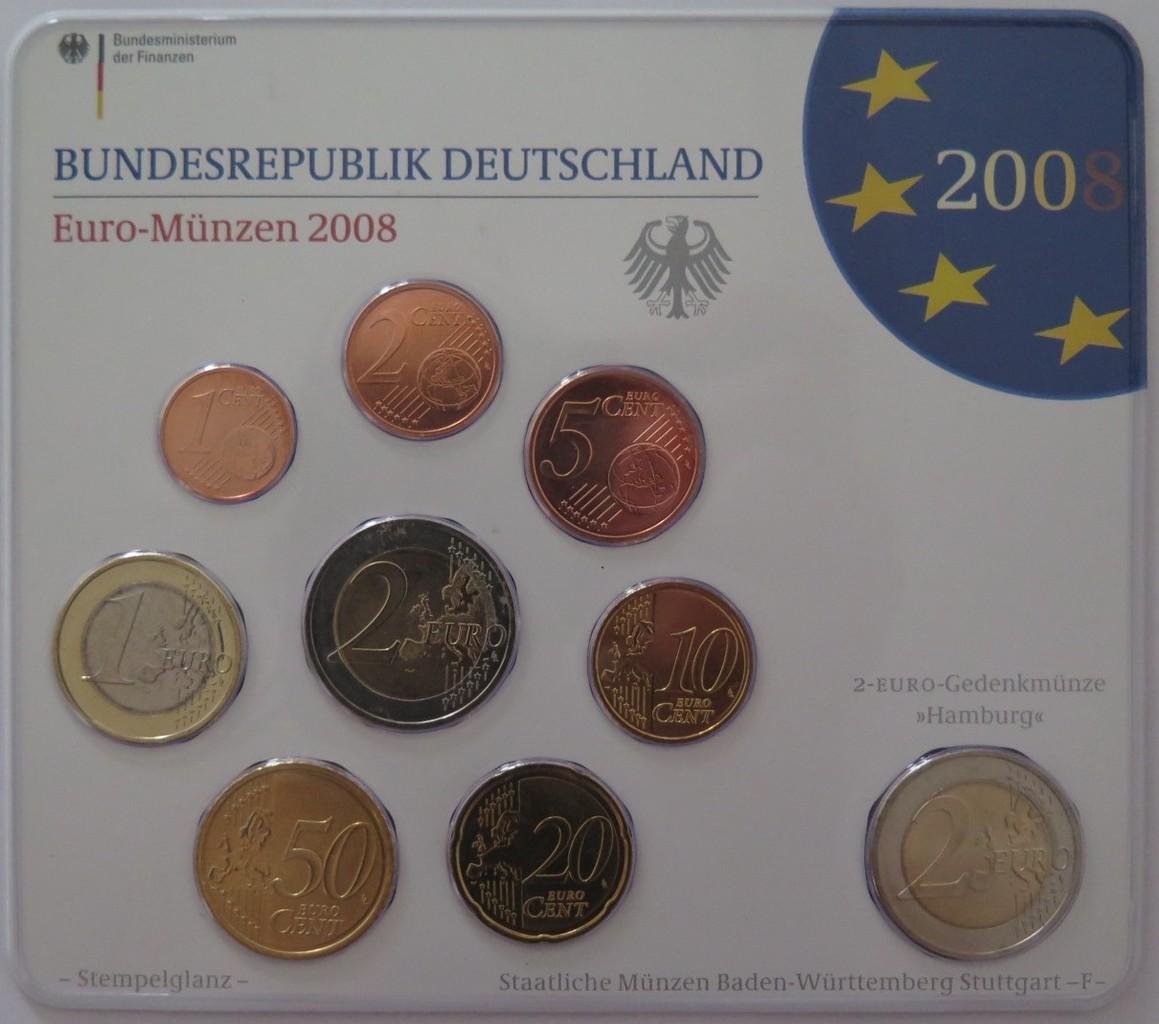 Les Brillants Universels Allemands Numismatiquement Vôtre