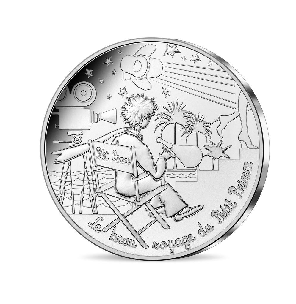 monnaie de paris petit prince septembre 2016