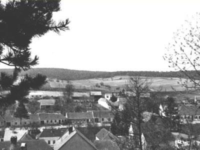 Hörersdorf: Ansicht östlich von Hörersdorf - Foto von Leopold Zieger