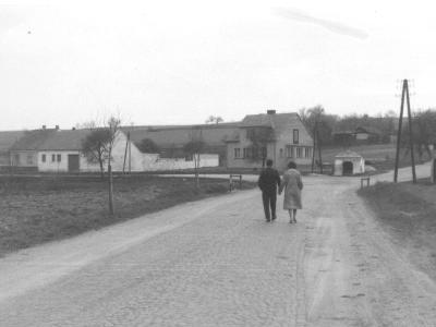 Hörersdorf: Ansicht Unterort - Foto von Leopold Zieger