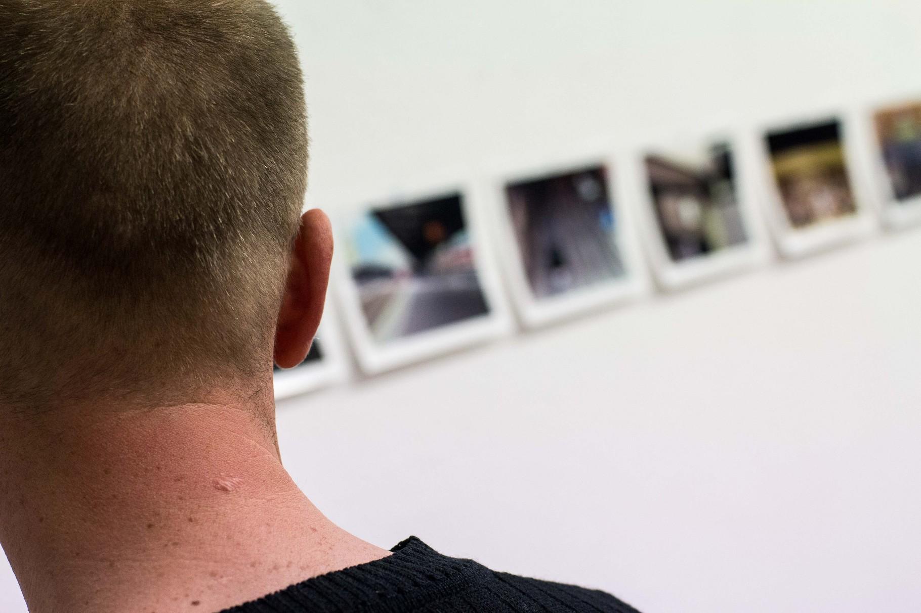 Hörorte - Bilder der Ausstellung im Forum für Kunst & Architektur - UG - Projektarchiv