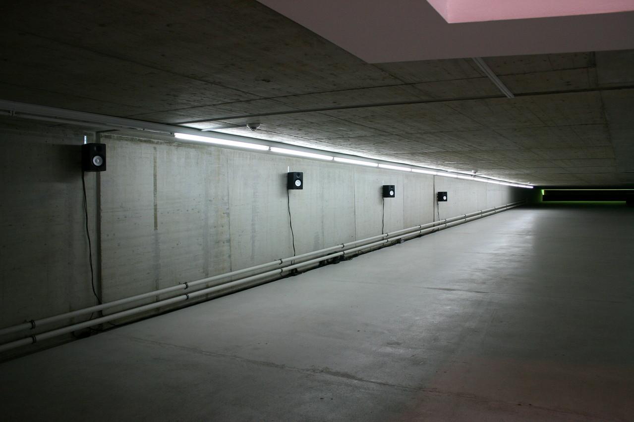 Klangstation 01 - Seitenansicht