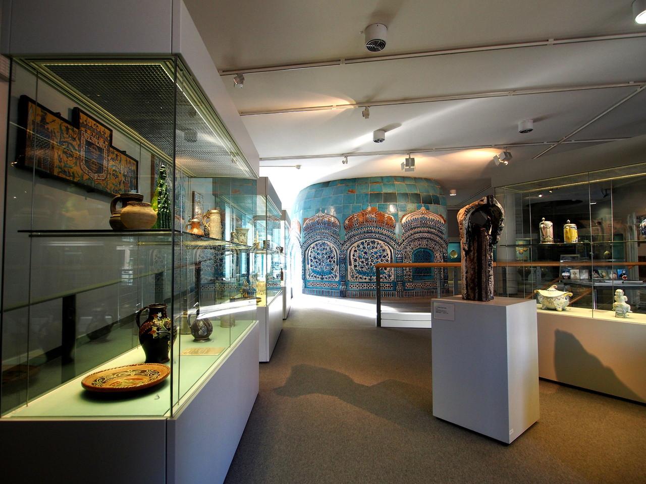 Düsseldorf - Hetjens Museum