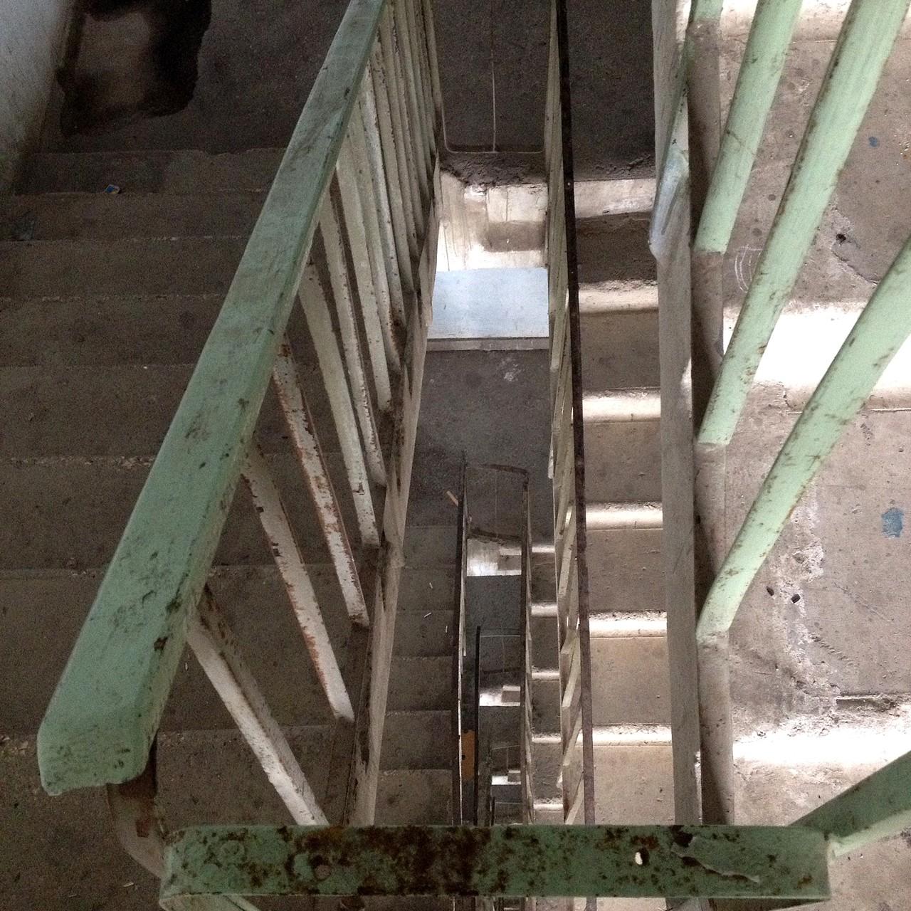 """Chisinau - stairway - """"The gates"""""""