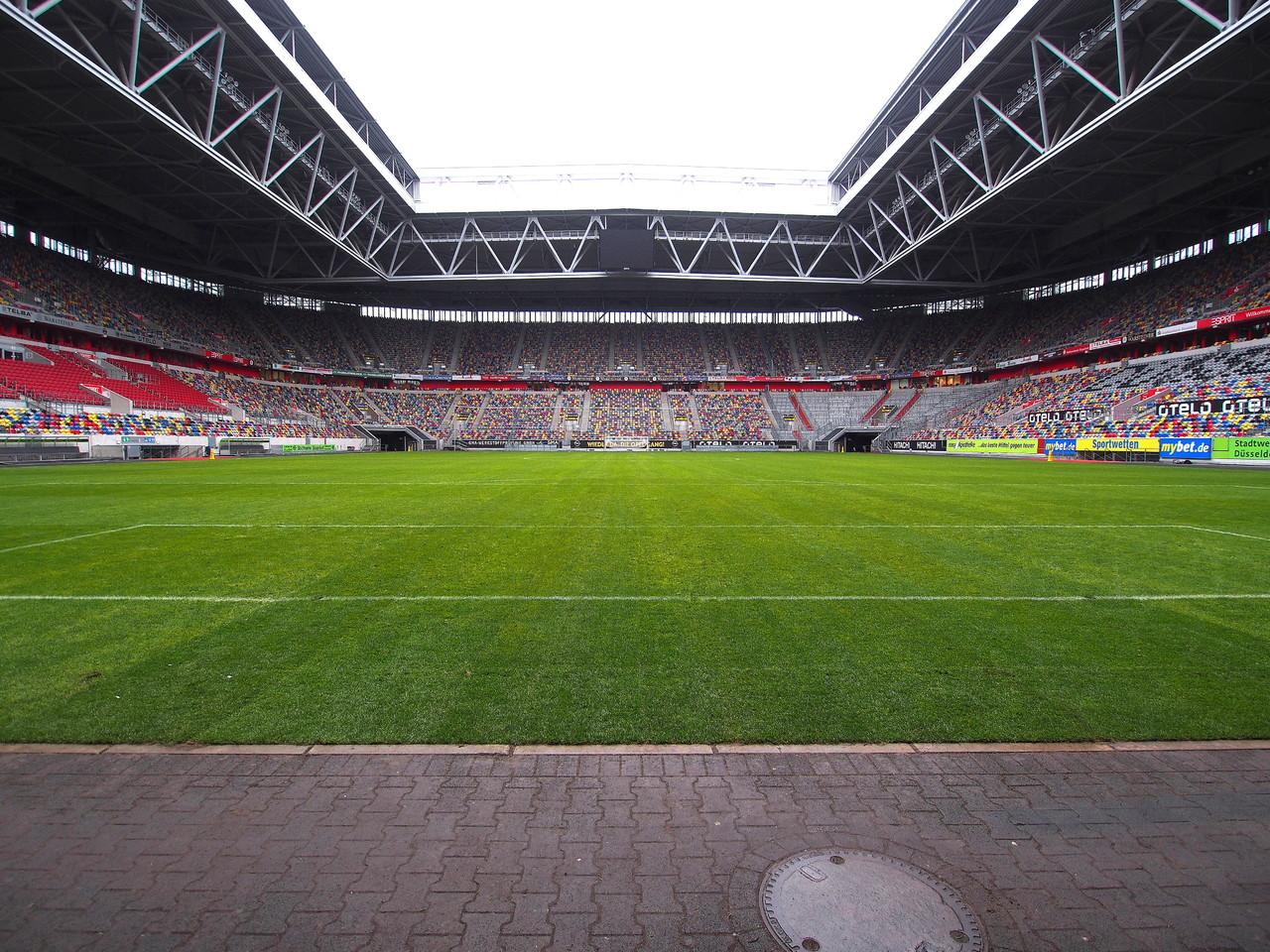 Düsseldorf - Esprit Arena