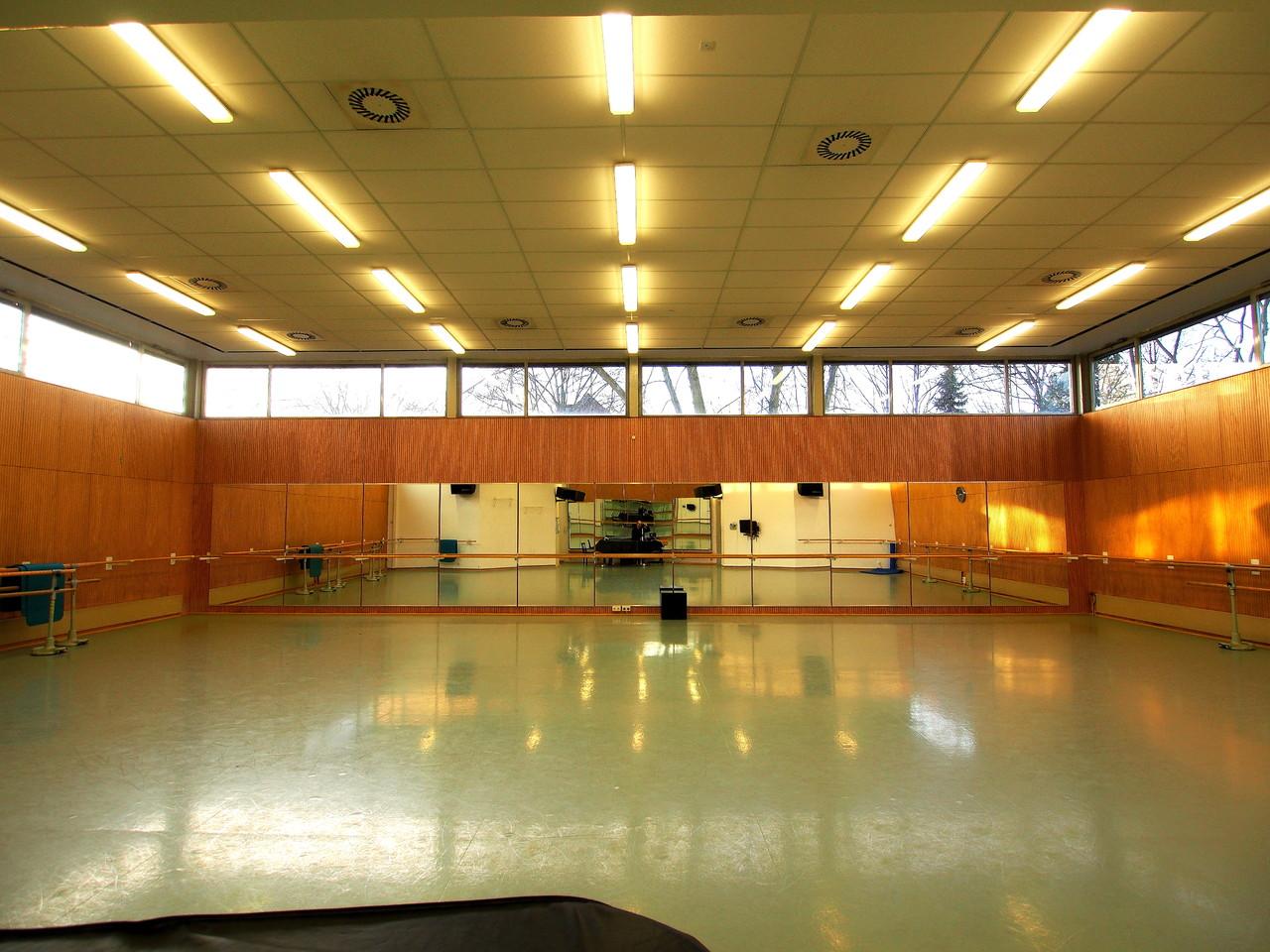 Düsseldorf - Studio 3 - Ballett am Rhein