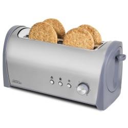 tostadora Steel&Toast 2L