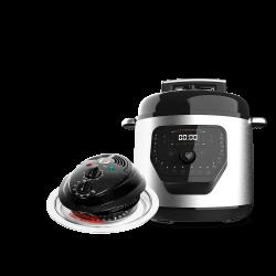 Olla programable GM D con cubeta de serie daikin y cabezal de horno