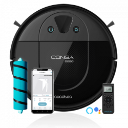 Robot aspirador Conga 2690