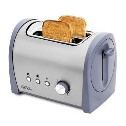tostadora Steel&Toast 2S