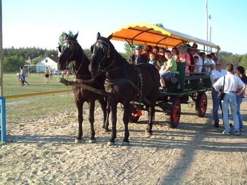 Joska mit seiner Kutsche