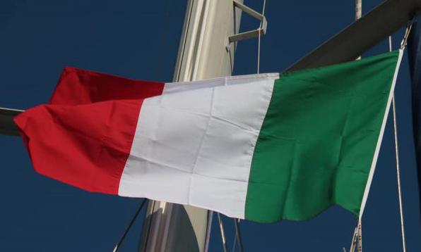 Italien segeln Katamaran