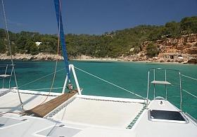 Familie Sardinien Segelyacht