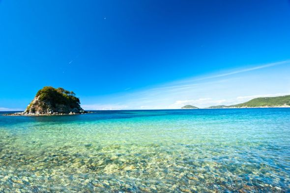Neapel Luxus Urlaub Katamaran Italien