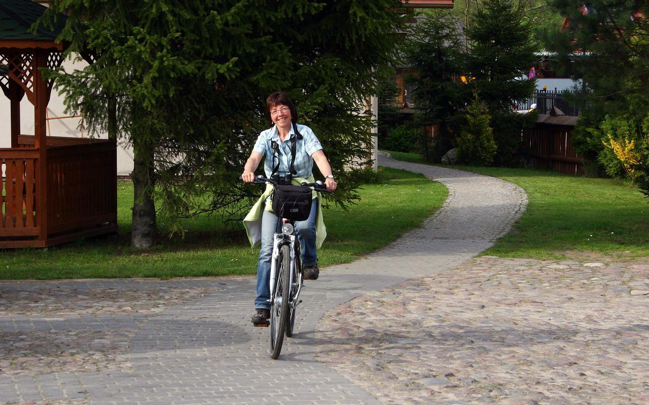 Praktisch: Birding by Bike