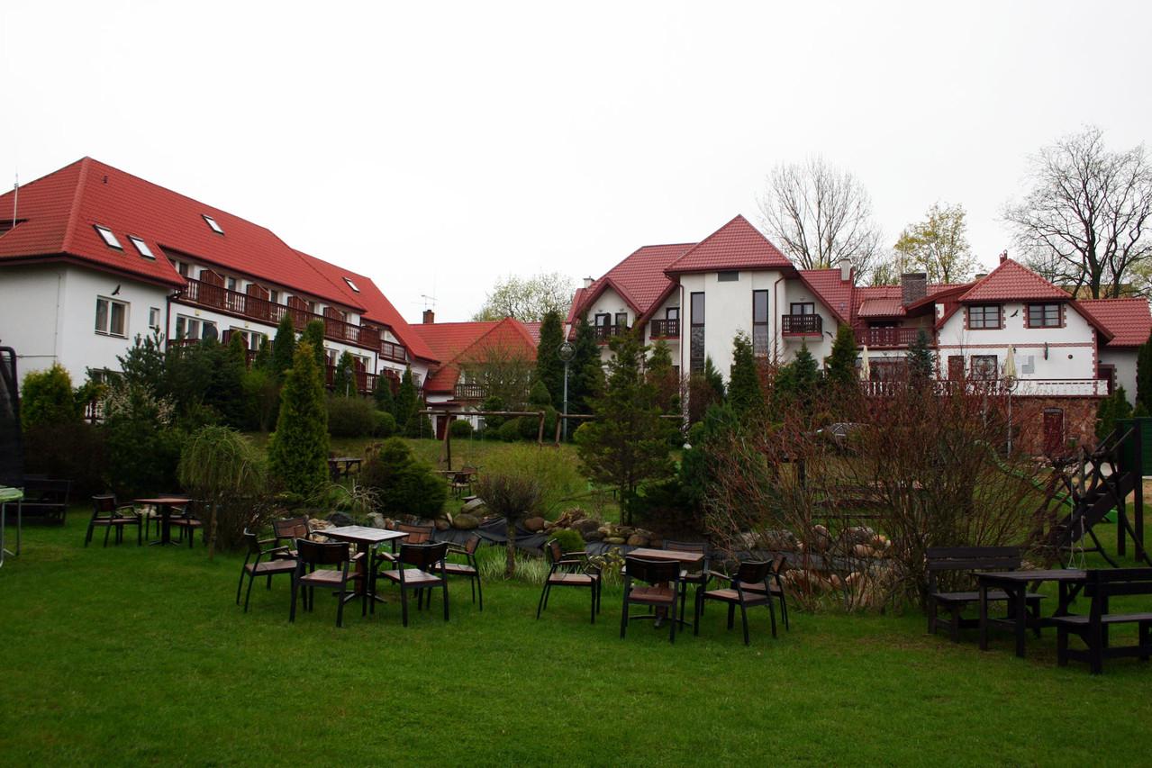 Bartlowizna-Hotel: ausgezeichnete Unterkunft in Goniadz