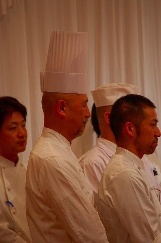 さぞ準備は大変だったと思います。山崎シェフ、ありがとうございます&お疲れ様でございました