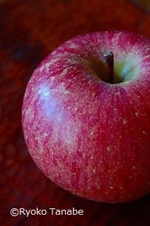 これが '奇跡のリンゴ '