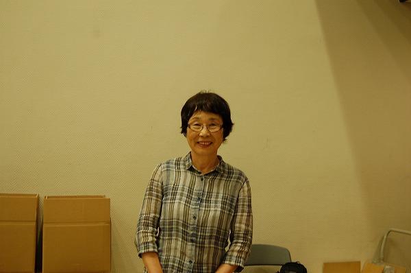 大阪実行委員会さんもお手伝いくださいました。いつもありがとうございます!