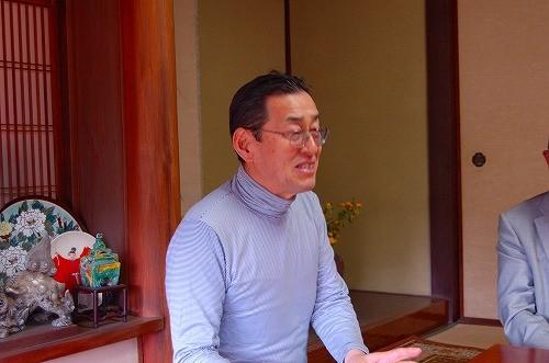 いつも冷静沈着、穏やかな個人養蜂家 奥村 博さん