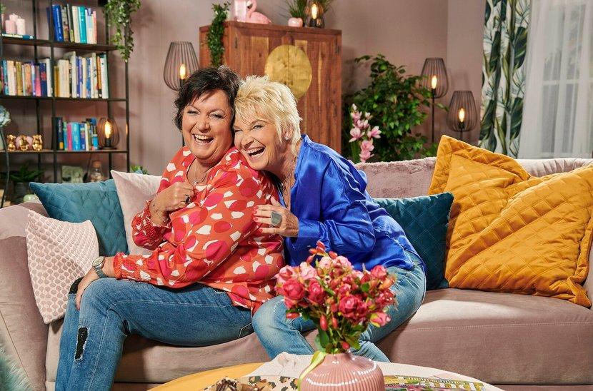 Dui do on de Sell: Petra Binder und Doris Reichenauer