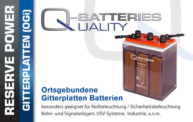 OGI Blei Batterien