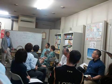 弊塾で栢野克己さんのセミナー開催実績あり(2014年5月14日および6月13日)
