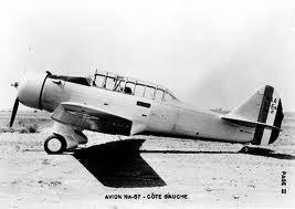 NA-57  le précurseur  du T6