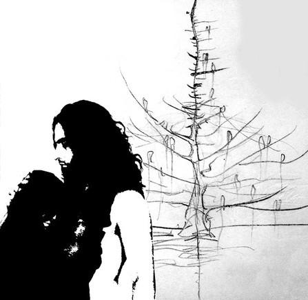 """TreeWhereDovesGoesToDie&ShoulderWhereDeathComesToCry""(Lorca/Cohen). 2008-2011"