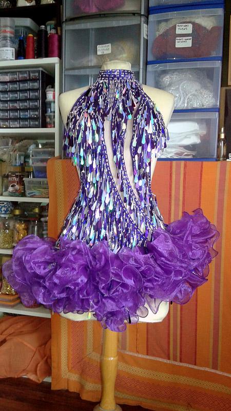 revue parisienne robe
