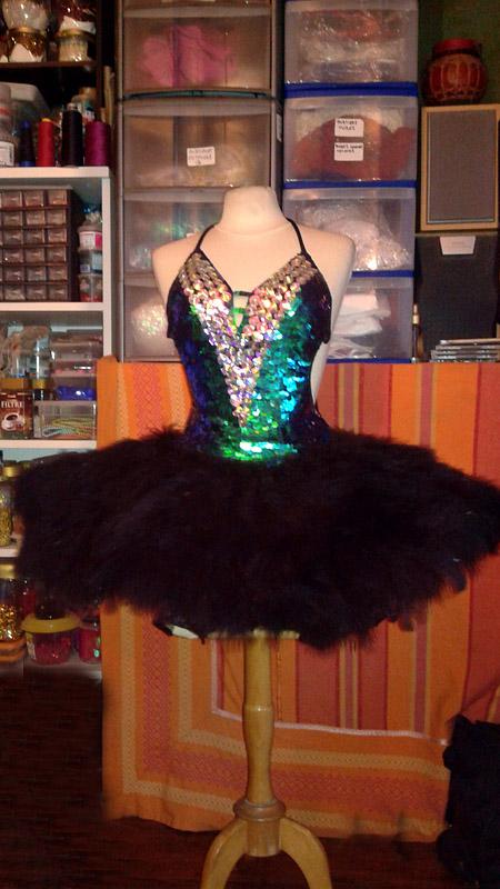 robe tutu de prestige - cabaret paris
