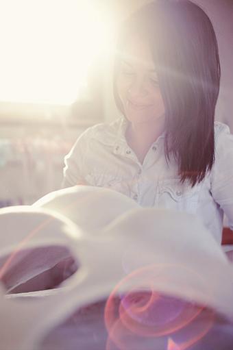 Foto von mir - Leni - Liebe im Bauch