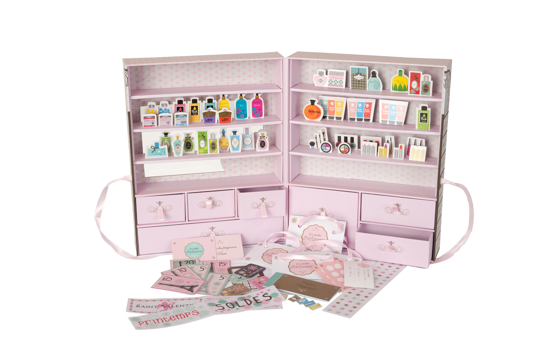 The little perfumery shop