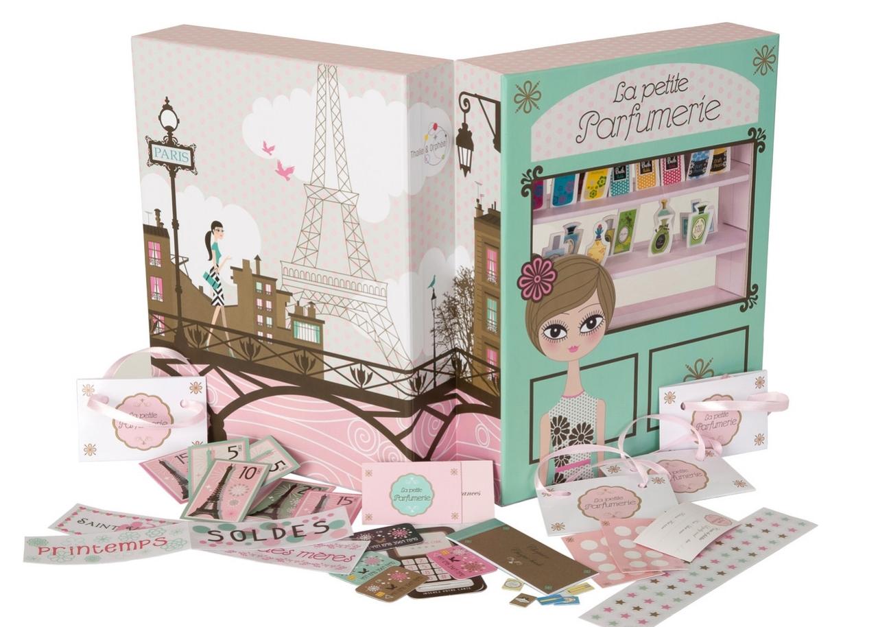 La Petite Parfumerie exterieur coffret