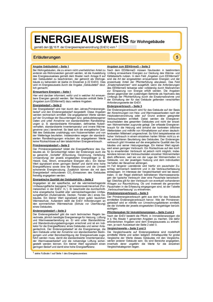 Seite 5 Energieausweis