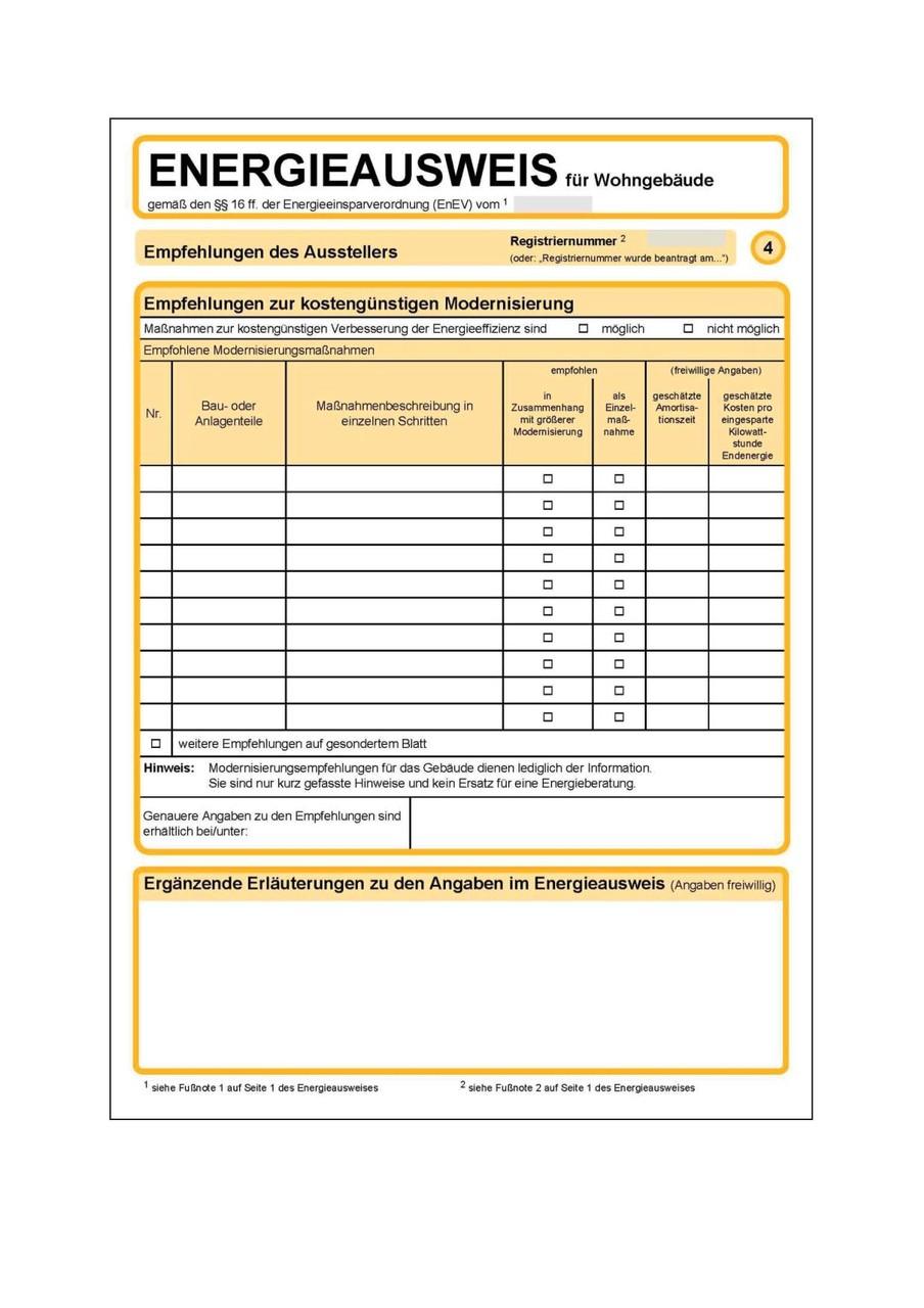 Seite 4 Energieausweis
