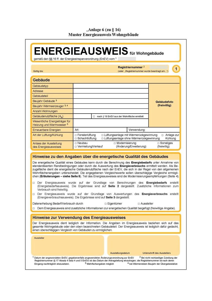 Seite 1 Energieausweis