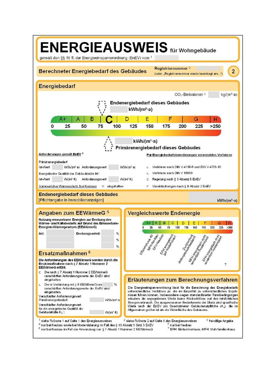 Seite 2 Energieausweis